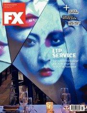 FX Magazine Cover